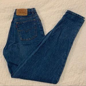 SOLD - Levi's Vintage Mom Jeans